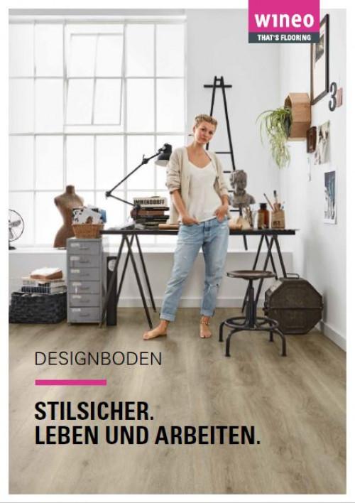 Wineo Designboden Katalog