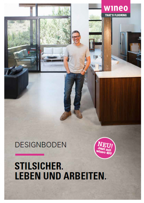Designboden Katalog - wineo