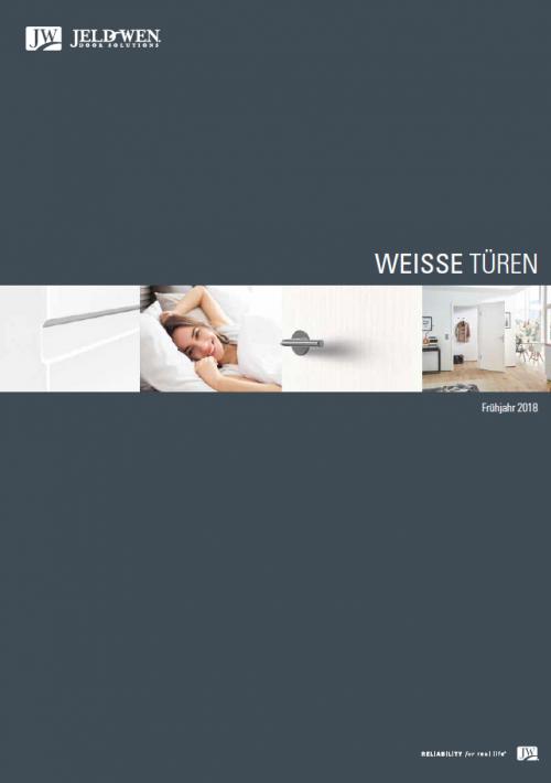 Weisse Türen Katalog - Jeld-Wen