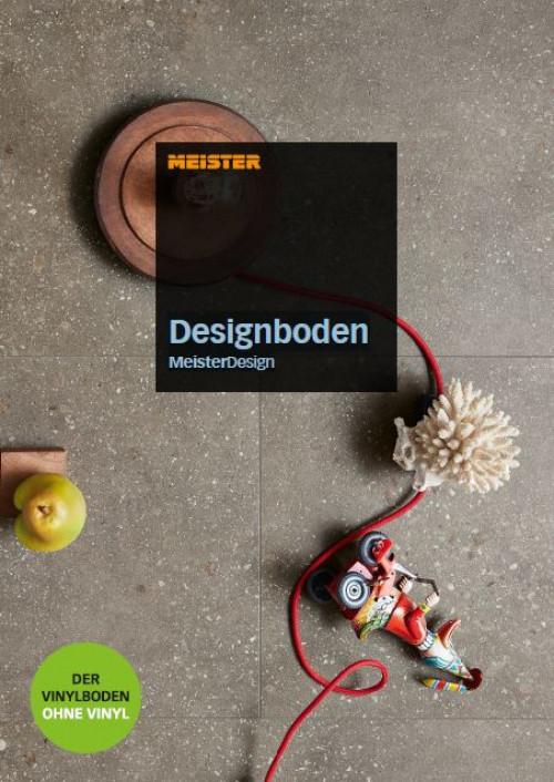 Meister Designboden Katalog