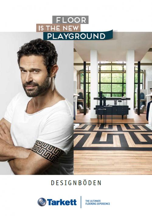 Designboden Katalog - Tarkett
