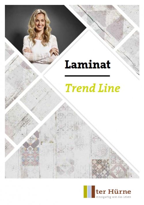 Laminat Trendline Katalog - ter Hürne