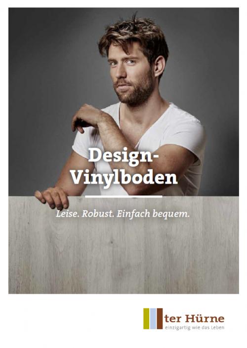 Vinyl- und Designboden Katalog - ter Hürne