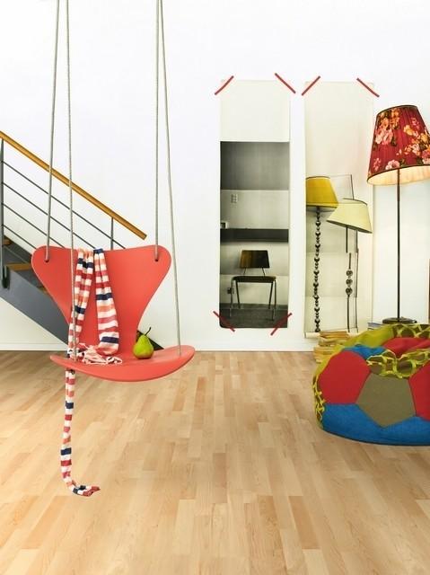 Buche Living matt lackiert 3-Stab Parkett Classic 3060 - Parador