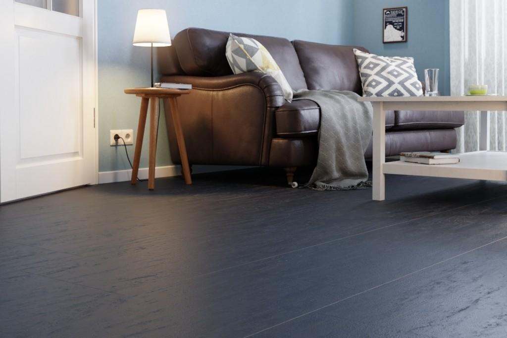 Beliebt Black Lava Stein- und Fliesenoptik Designboden Premium Meister OT53