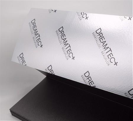 Unterlage für Vinyl-Designböden inkl. Dampfbremse - Interio