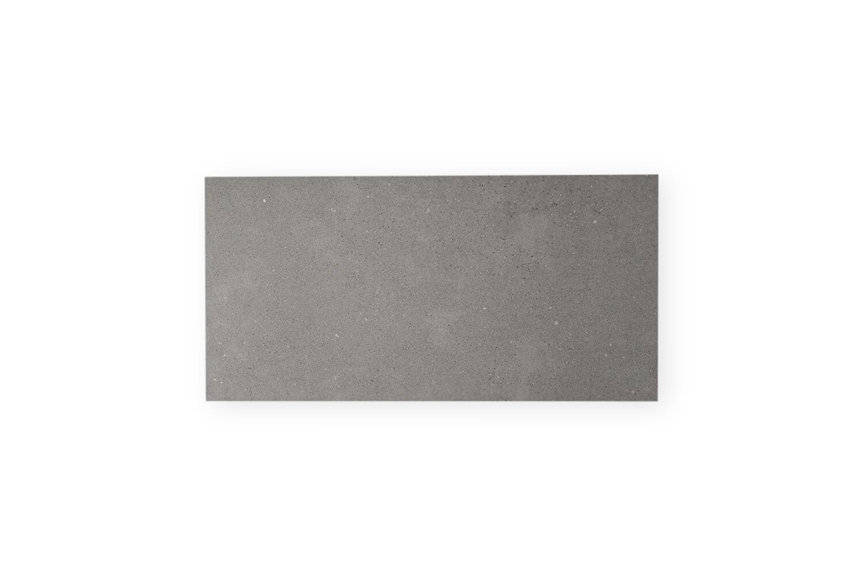 Frontale Ansicht von oben von Restposten Boden- und Wandfliesen Concrete Project G 30 x 60 cm - Imola