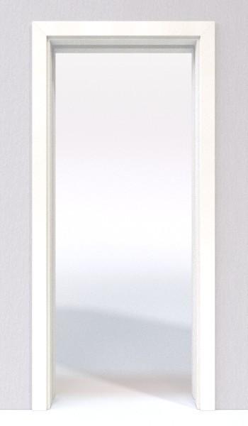 Bild von Schiebetür-System Classic in der Wand laufend Weißlack 9010 - Jeld-Wen