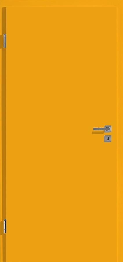 RAL 1028 Melonengelb Innentür - Lebo