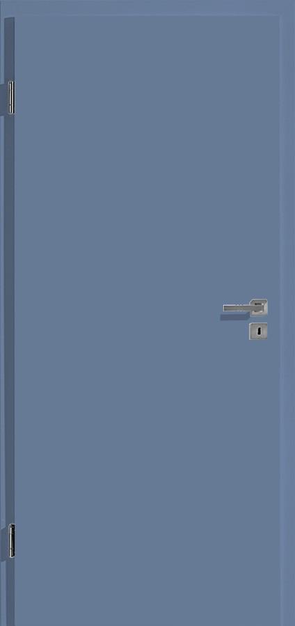 RAL 5014 Taubenblau Innentür - Lebo