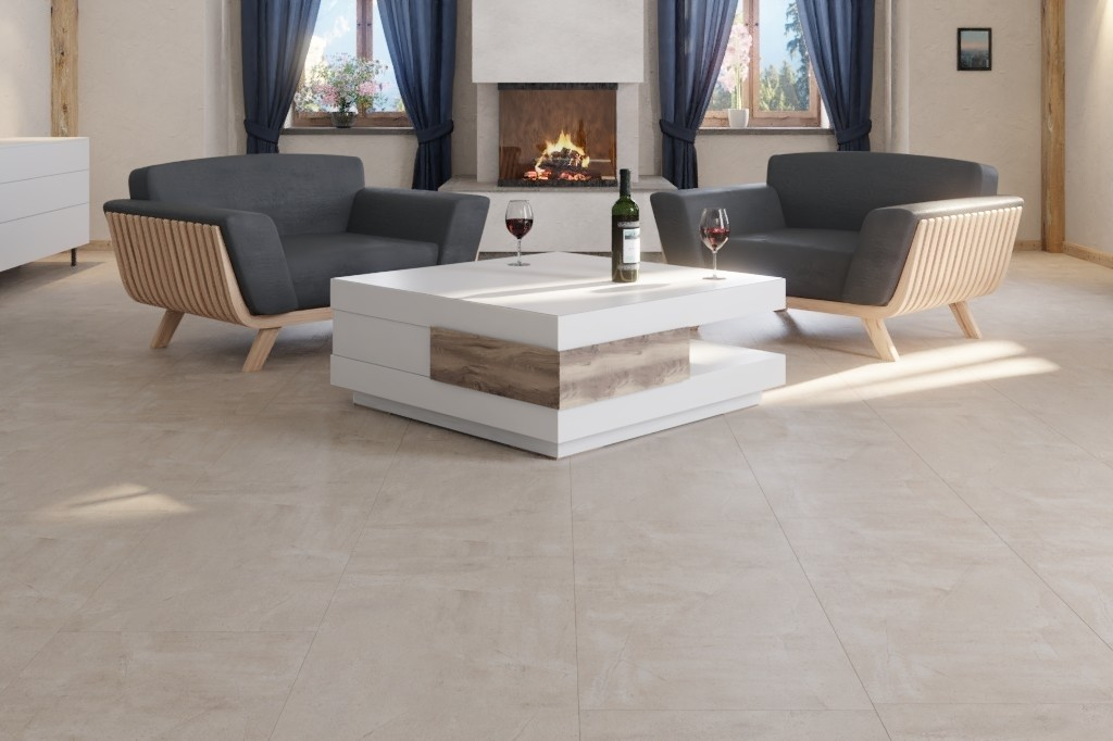 Fußboden Vinyl Fliesenoptik ~ Stein neapel hellbeige j05 stein fliesenoptik pro vinylboden stone