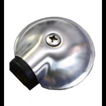 Boden-Türstopper Edelstahl mit Bodenbefestigung - Südmetall
