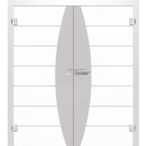 Bild von Amara Mattprint Doppelflügeltür mit Motiv matt - Erkelenz