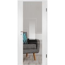 Bild von Corner Micromattprint Holzglastür - Erkelenz