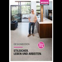 Cover Designboden Katalog Wineo