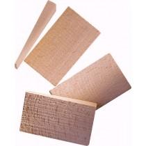 Holzkeile-Set für Haustüren - Interio