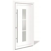 HT 1092 Kunststoff Haustür mit Glasausschnitt - Interio