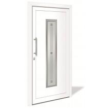 HT 1093 Kunststoff Haustür mit Glasausschnitt - Interio