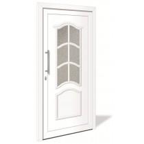 HT 1103 Kunststoff Haustür mit Glasausschnitt - Interio
