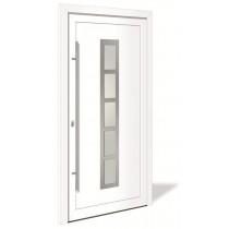 HT 1110 Kunststoff Haustür mit Glasausschnitt - Interio