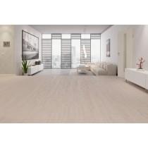 Eiche harmonisch weiß 1-Stab Landhausdielen Laminatboden Premium Melango LD 300|25-6139 - MEISTER