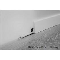 Emotion Eiche Rustic Fußleisten Vinylboden (2400 x 19 x 58 mm) - wineo