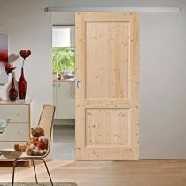 Schiebetür-System Graz für Holztüren und Massivholztüren - Südmetall
