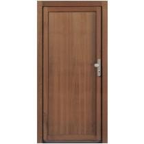 NT A 2 Holz Nebeneingangstür ohne Glasausschnitt - Kneer