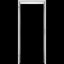 Stahl-Umfassungszarge als Blockprofil Typ 3 für Ständerwerk – BOS