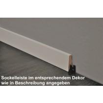 Sockelleiste (Eiche perlweiß) SKL 60 (2600 x 20 x 60 mm) - ter Hürne Hürne