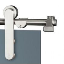 Delta 1 Schiebetürsystem für Ganzglastüren - Erkelenz