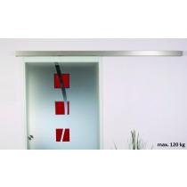 Sigma 120 XL Schiebetürsystem für Glastüren - Erkelenz