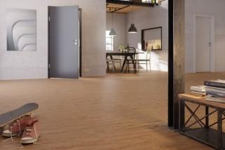 Eiche Caracas Braun I05 Landhausdielen Pro Vinylboden Straight Edition - ter Huerne Milieu Loft_03