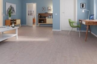 Eiche greige 1-Stab Landhausdielen Designboden Premium Catega Flex DD 300-6959 - MEISTER