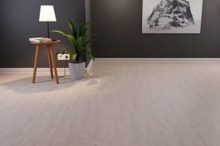 Eiche Helsinki Weiß F03 Landhausdielen Pro Vinylboden Pure Edition - ter Hürne