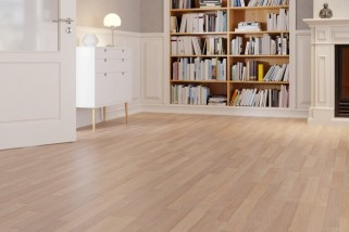Bodenkomplettset Birnbaum Brillant Schiffsboden Light Laminat - Interio