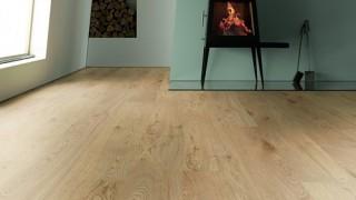 Eiche Dublin Braun G02 Lange Landhausdielen Pro Vinylboden Bright Edition - Milieu