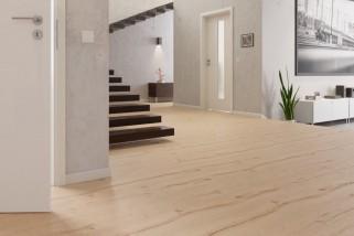 Risseiche hell 1-Stab Landhausdielen Designboden Premium Catega Flex DD 300-6956 - MEISTER