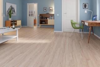 Rustikaleiche gekälkt 1-Stab Landhausdielen Designboden Premium Catega Flex DD 300-6943 - MEISTER