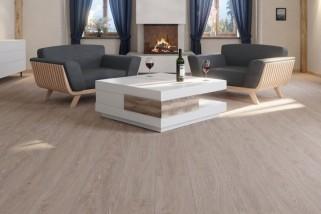 Wildeiche grau 1-Stab Designboden Premium Meister Design. flex DD 400-6977 - Meister Milieu Berghaus