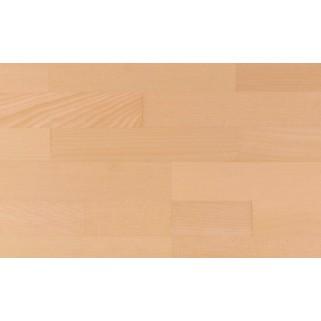 Bodenkomplettset Buche Ausgeglichen Schiffsboden Light Parkett lackiert - Interio