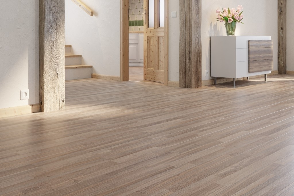 Fußboden Wärmedämmung Laminat ~ Bodenkomplettset eiche old gray gekälkt schiffsboden light laminat