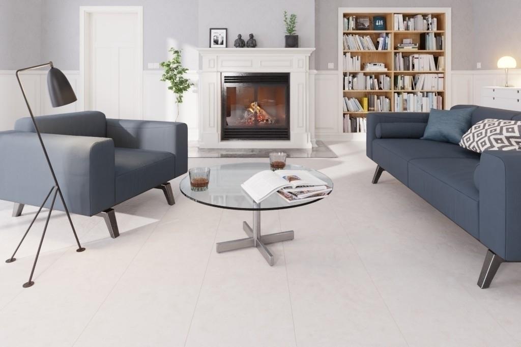 Gut gemocht Galleria White Stein- und Fliesenoptik Designboden Premium Meister RL13