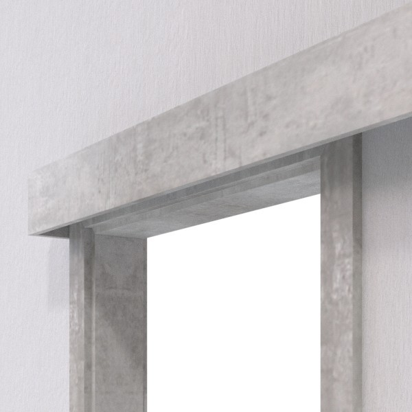 trend concrete hell cpl duritop schiebet r system classic vor der wand laufend jeld wen. Black Bedroom Furniture Sets. Home Design Ideas