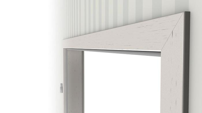 zarge esche weiss lebolit cpl rundkante we t ren lebo. Black Bedroom Furniture Sets. Home Design Ideas