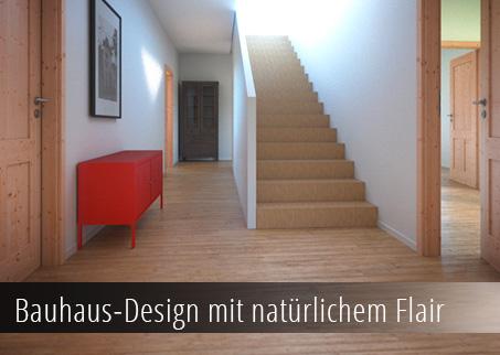 Innentüren, Massivholz-Innentüren, Echtholz-Zimmertüren, Bauhaus