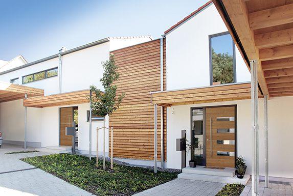 Holzhaustüren, online, kaufen