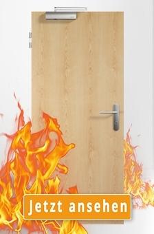 Brandschutz, Innentüren, Zimmertüren, zertifiziert, T30, online, kaufen