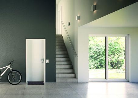 t ren mit zarge und dr cker im komplettset kaufen. Black Bedroom Furniture Sets. Home Design Ideas