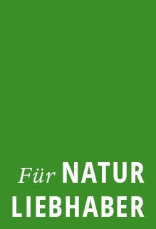Schriftzug Für Naturliebhaber